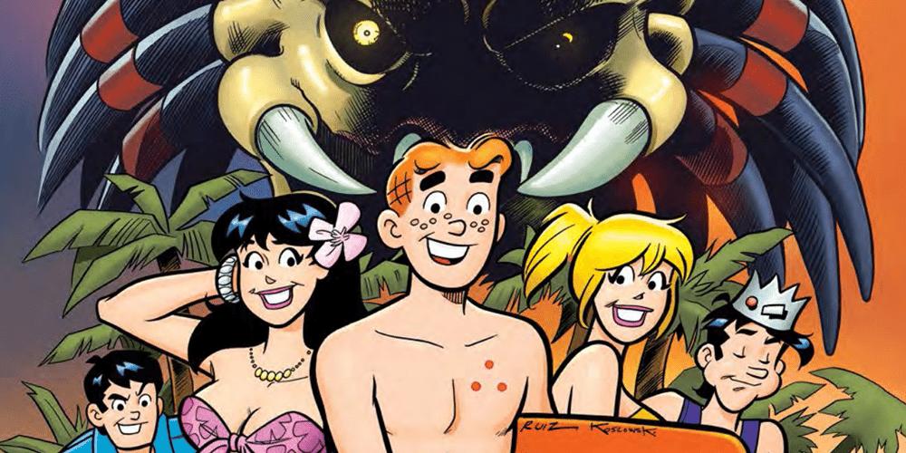 Comic Preview: 'Archie vs. Predator'
