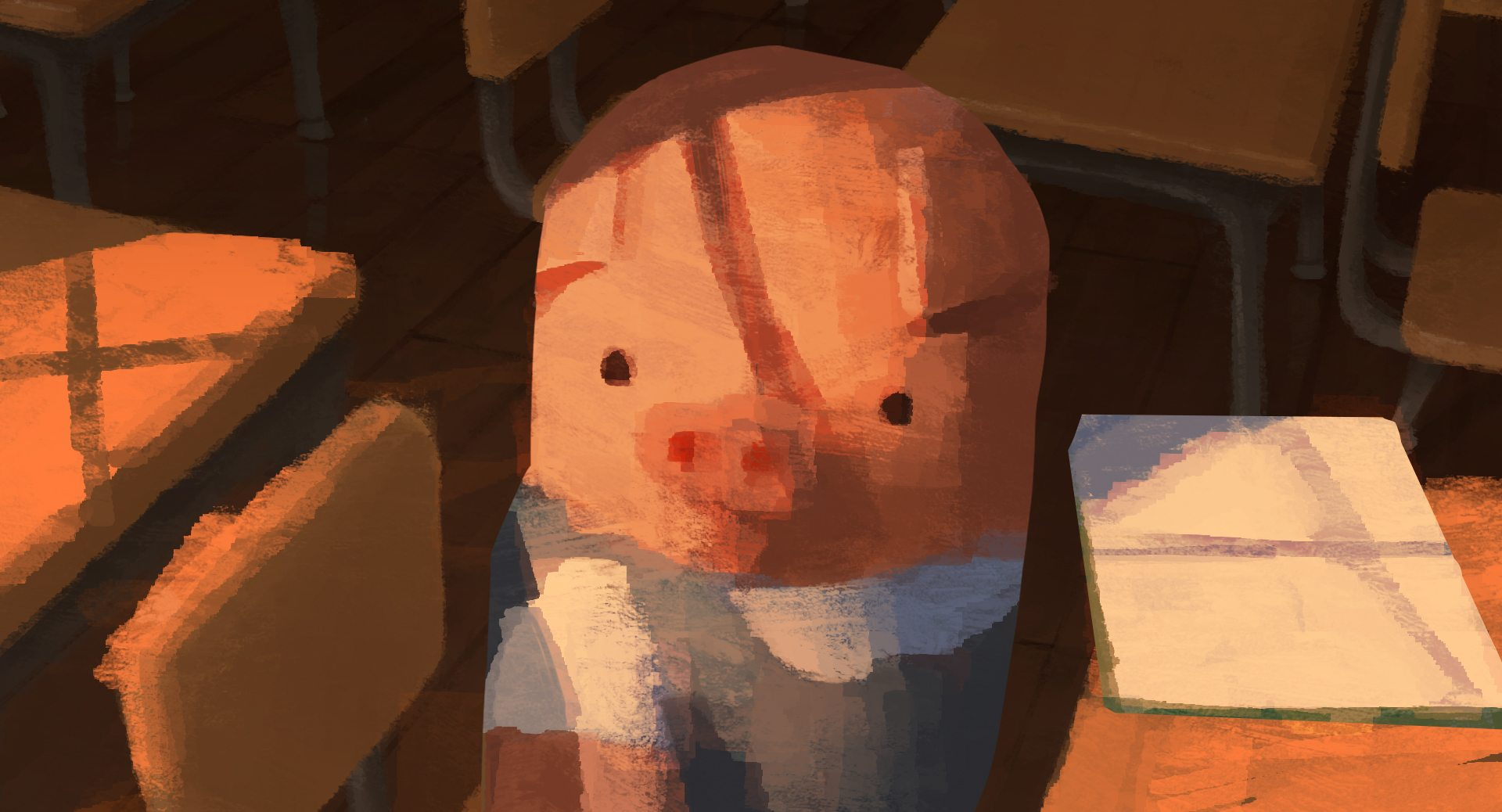 Interview With Robert Kondo and Dice Tsutsumi: Bringing 'The Dam Keeper' to Life