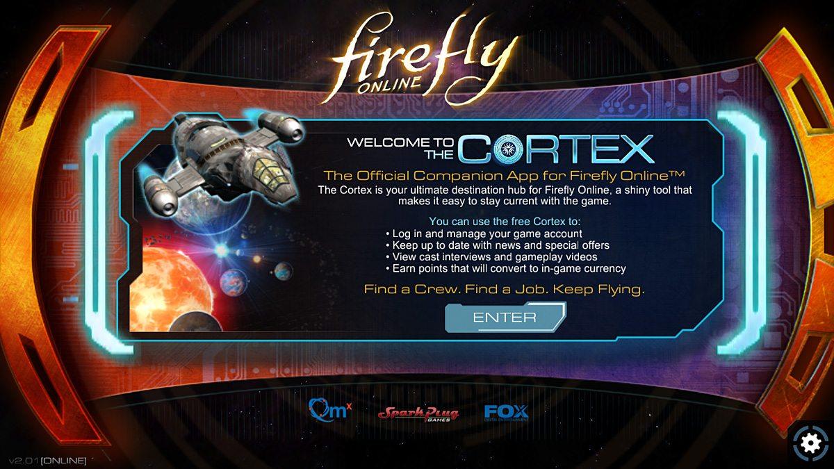 cortex-launchpage