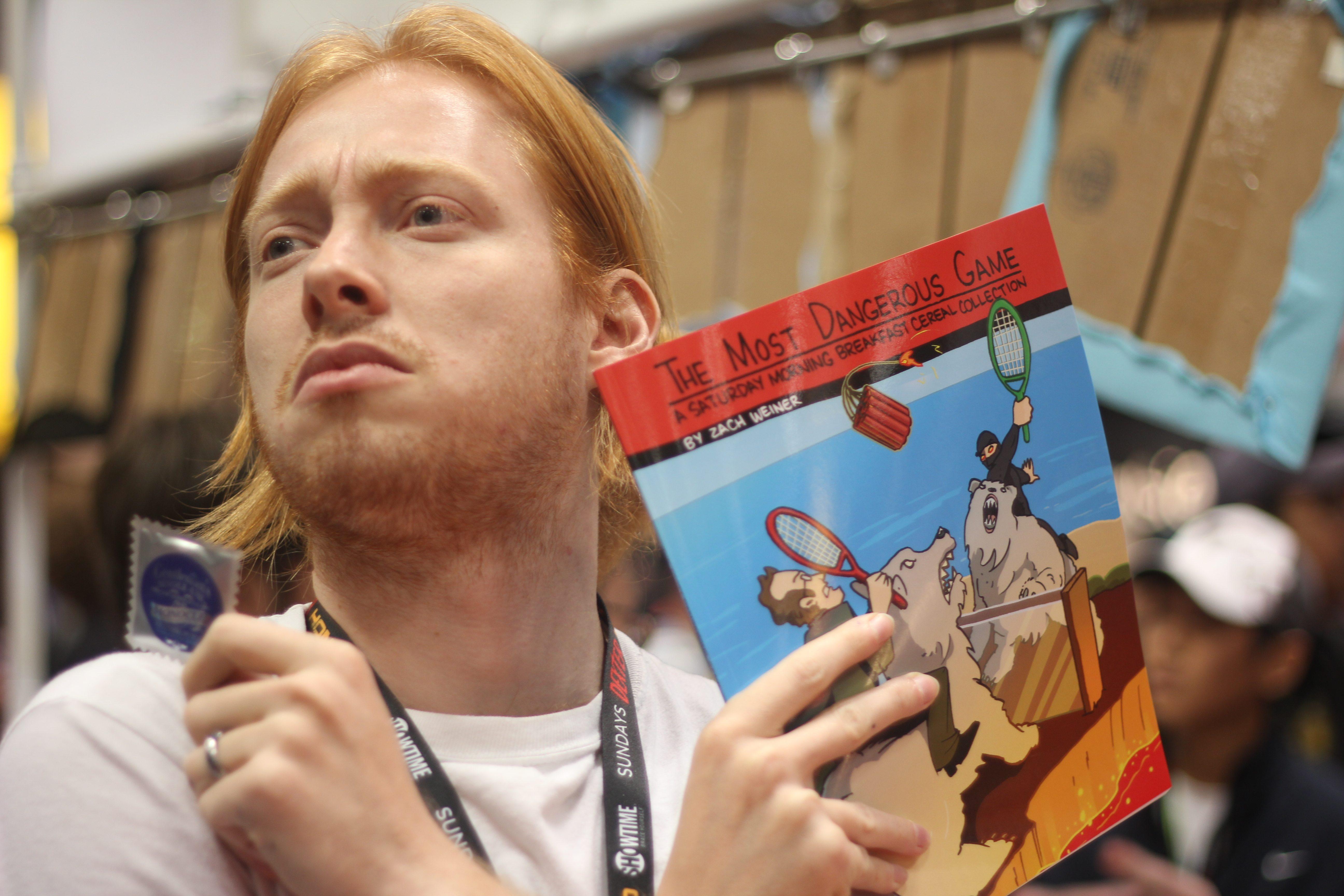 GeekDad Interviews Zach Weinersmith