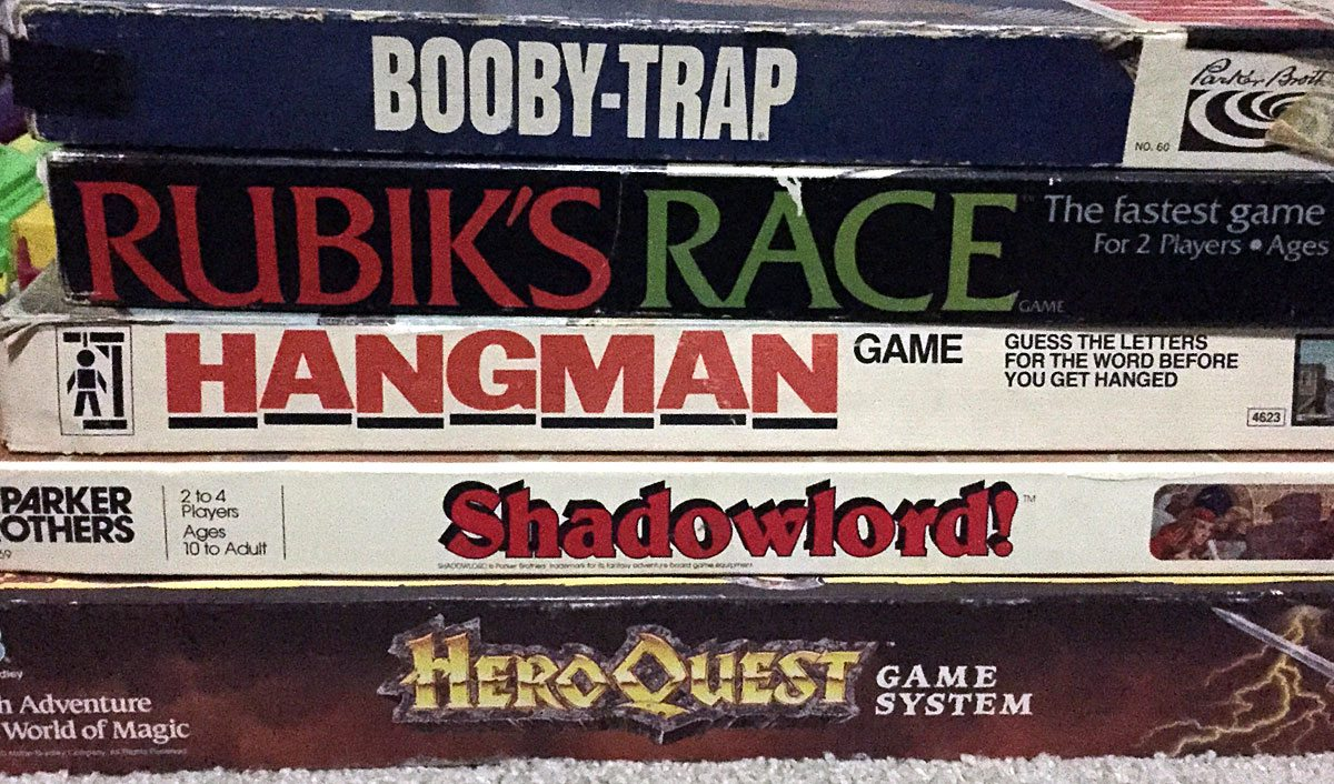 HW-games
