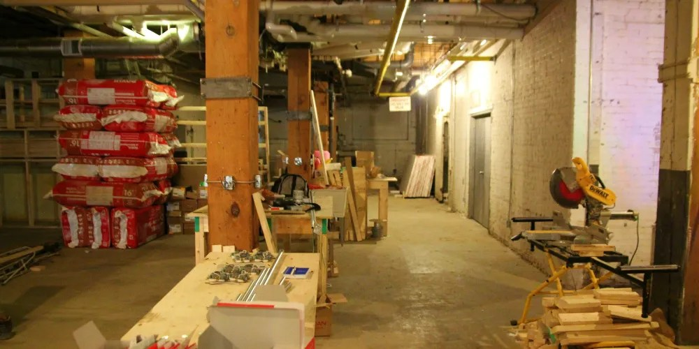 STEAMLabs Under Construction