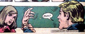 Iris is smart. Always has been. Image via DC Comics.
