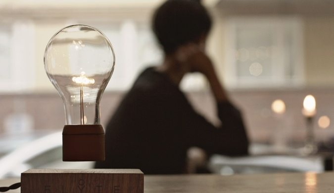 A Levitating Light and Electroplating at Home — This Week in Kickstarter Gadgets