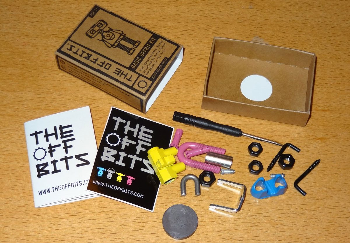 Offbits parts