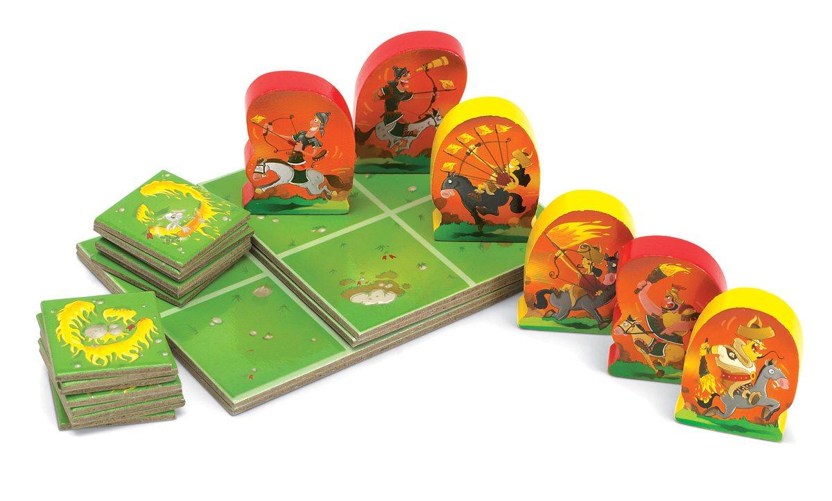 Attila Board Game from Blue Orange Games