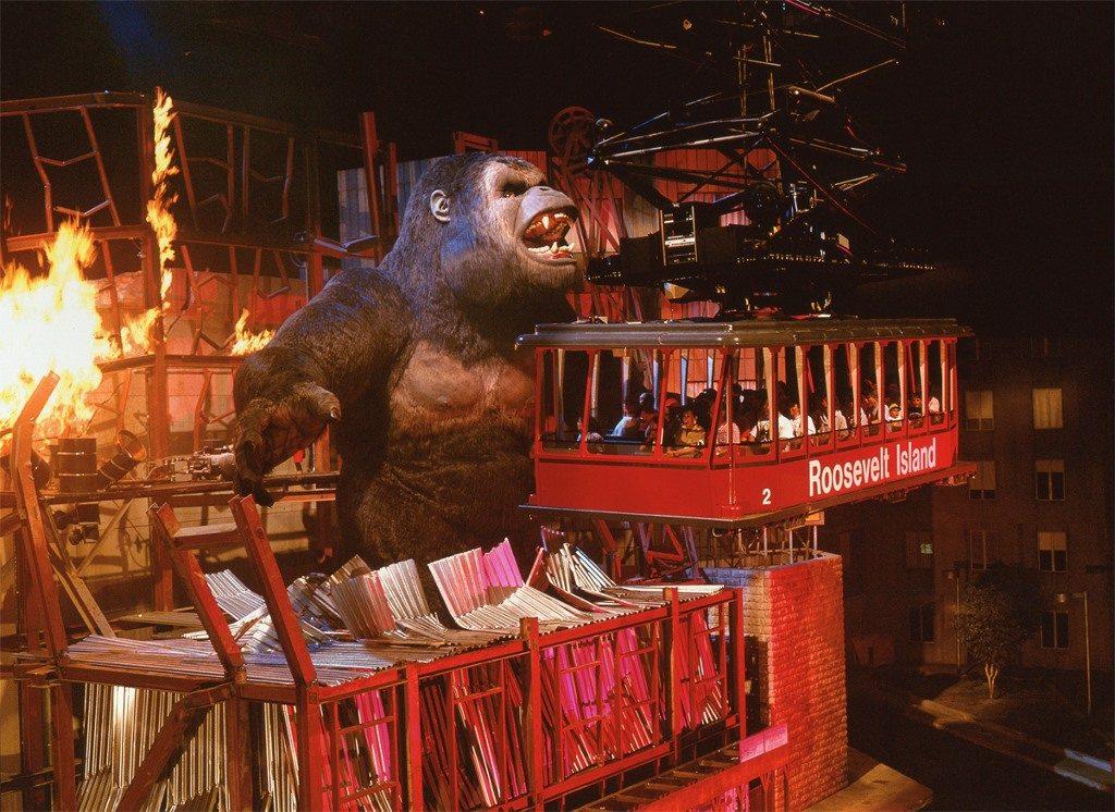 King Kong Set to Return to Universal Studios Florida - GeekDad