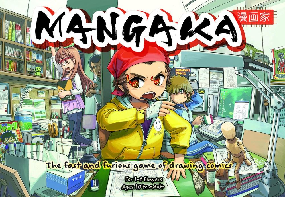 Mangaka Graphics