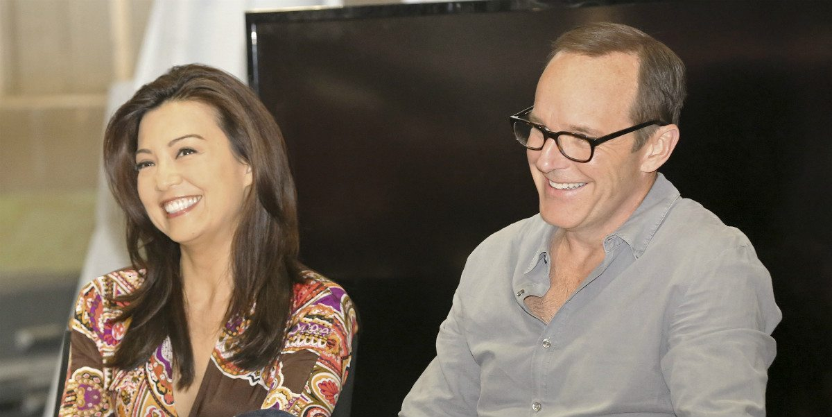 'Agents of S.H.I.E.L.D.' Season Finale Tonight – More On-Set Interviews and Photos!