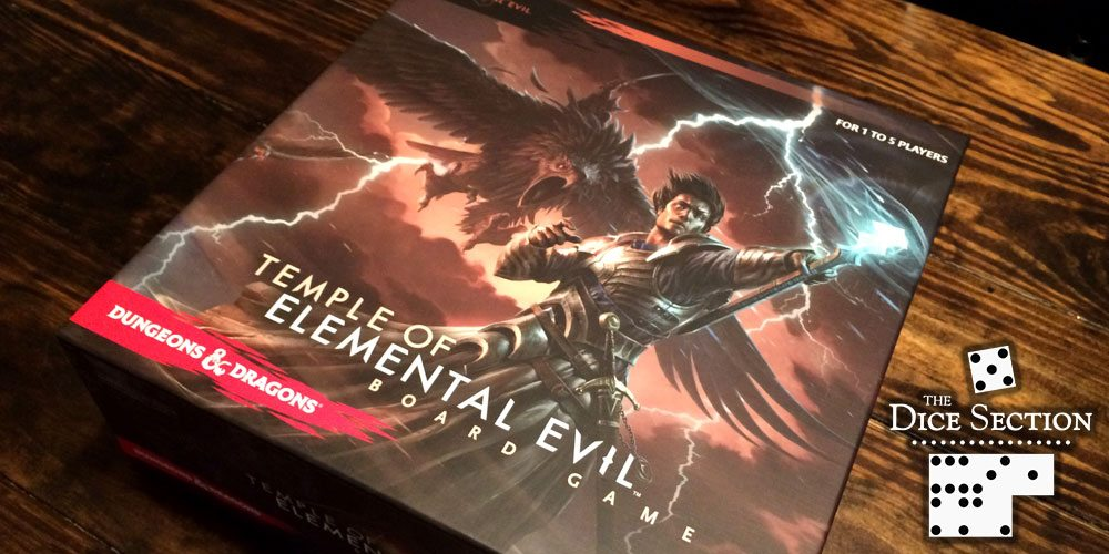The Dice Section #28: 'Temple of Elemental Evil'