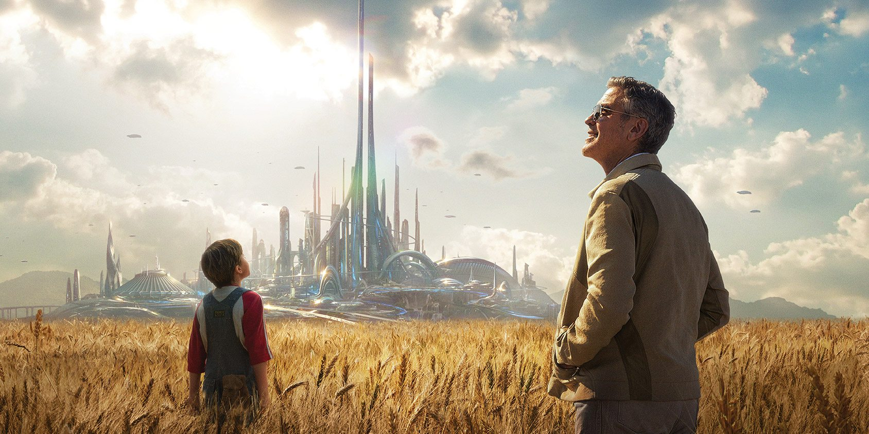Meet the 'Tomorrowland' Cast and Crew