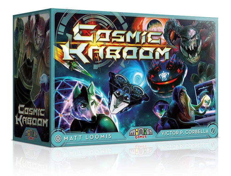 Cosmic Kaboom Box