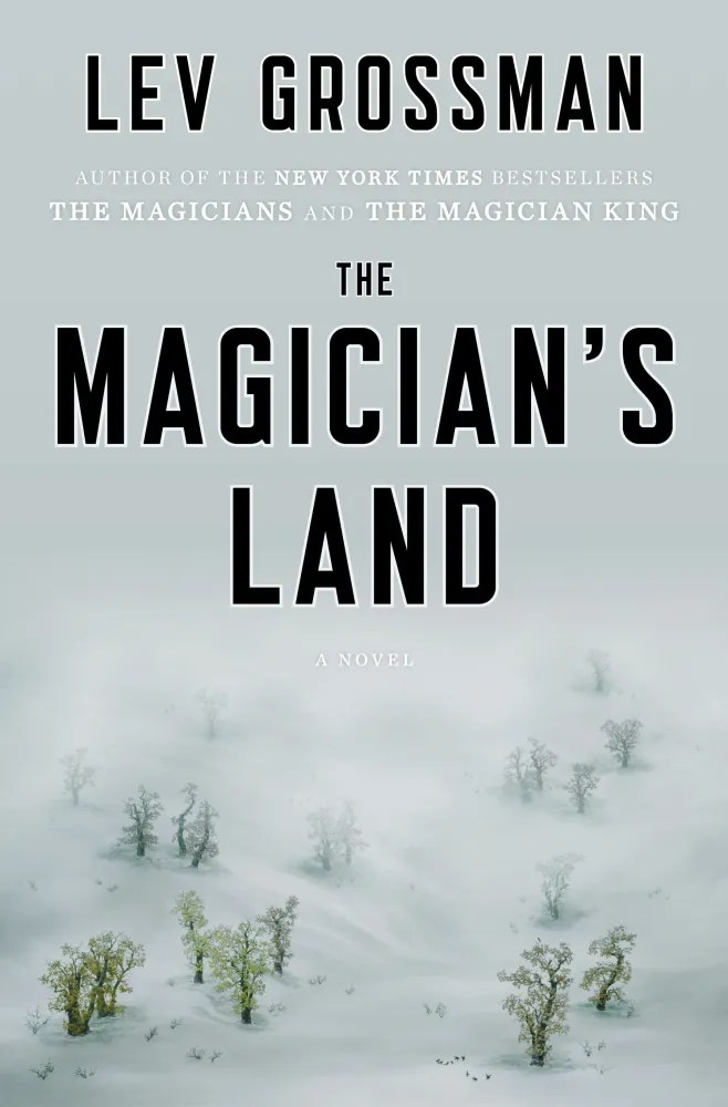 The Magician's Land full cover