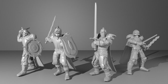 A Brave New World of Custom 3D Printed Miniatures