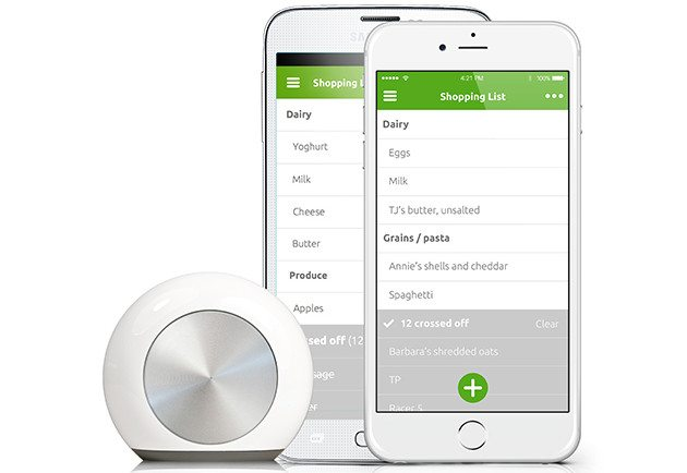 Hiku Mobile Shopping List