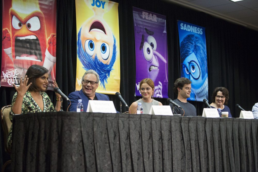 Meet the Cast of 'Inside Out'