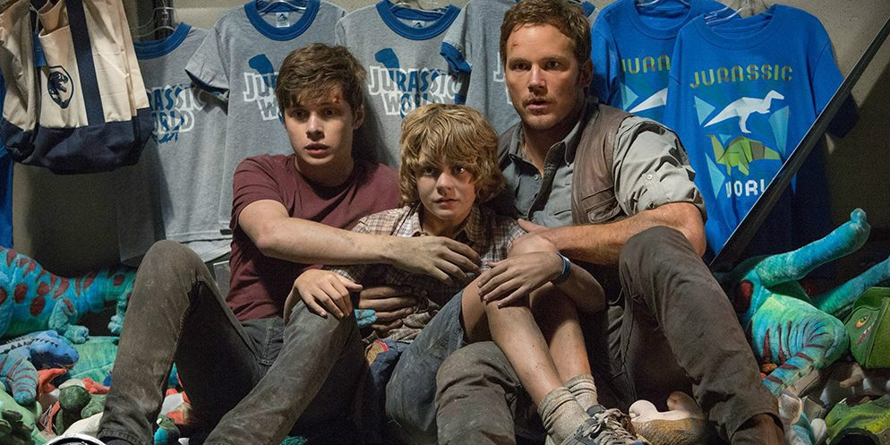 'Jurassic World' Giveaway – Get a $100 Fandango Gift Card and Velociraptor Toys!