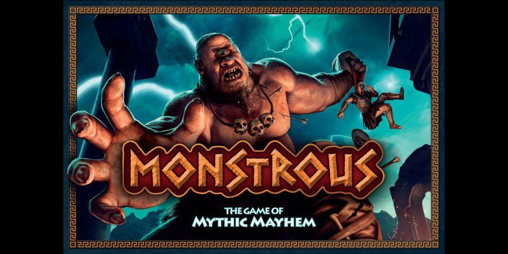 Kickstarter Tabletop Alert: 'Monstrous'
