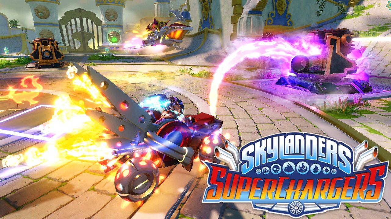 'Skylanders SuperChargers' Brings Vehicle Play