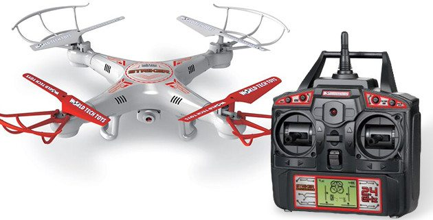 Striker Spy HD-Camera Drone