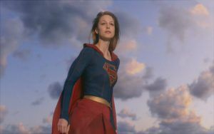 Supergirl being heroic and awesome. More of this, please.