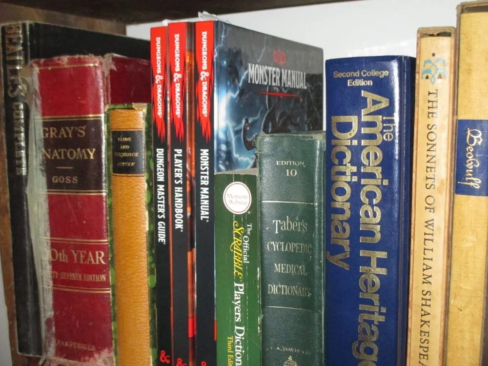 Reference and inspiration section.