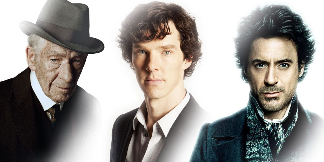 In just the past five years, Sherlock Holmes has once again become a worldwide sensation