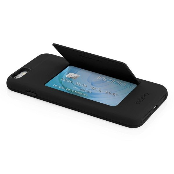 Incipio Stowaway Case Iphone  Plus