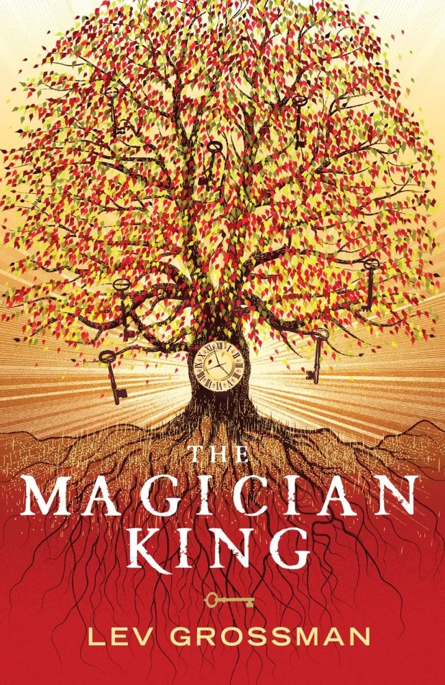 Full cover, the Magician King