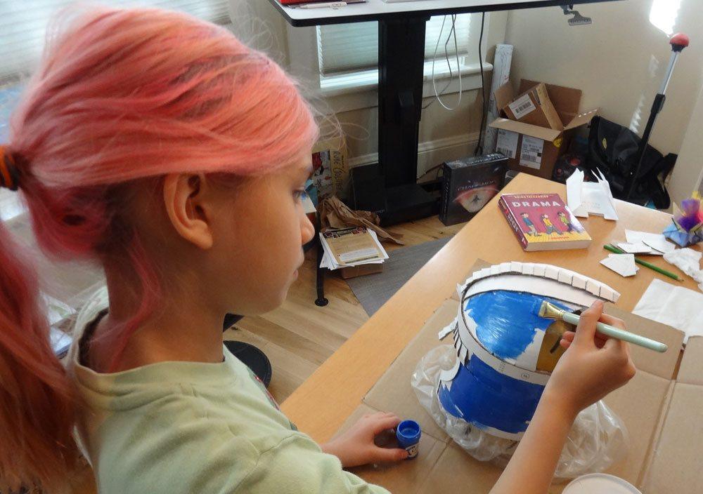 Crafteeo painting