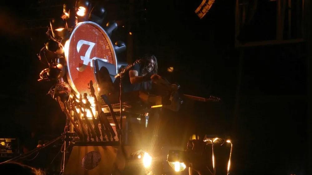 Foo Fighters Toronto Cast Shred