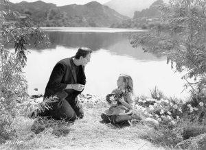 'Frankenstein': Traumatizing children for 84 years.