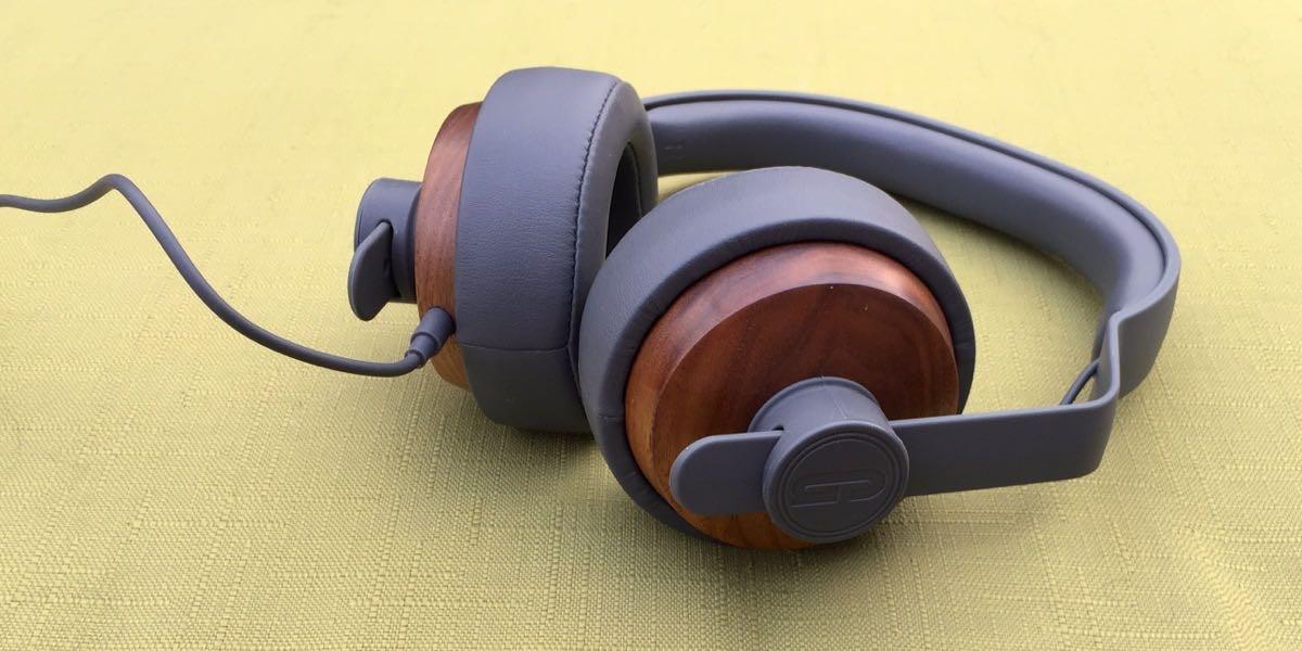 Grain Audio's wlanut cup OHEP headphones