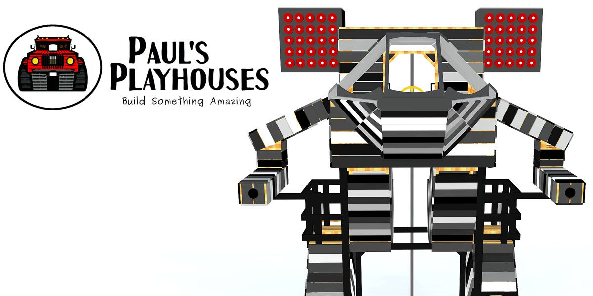Build the Geek Playhouse of Your Dreams