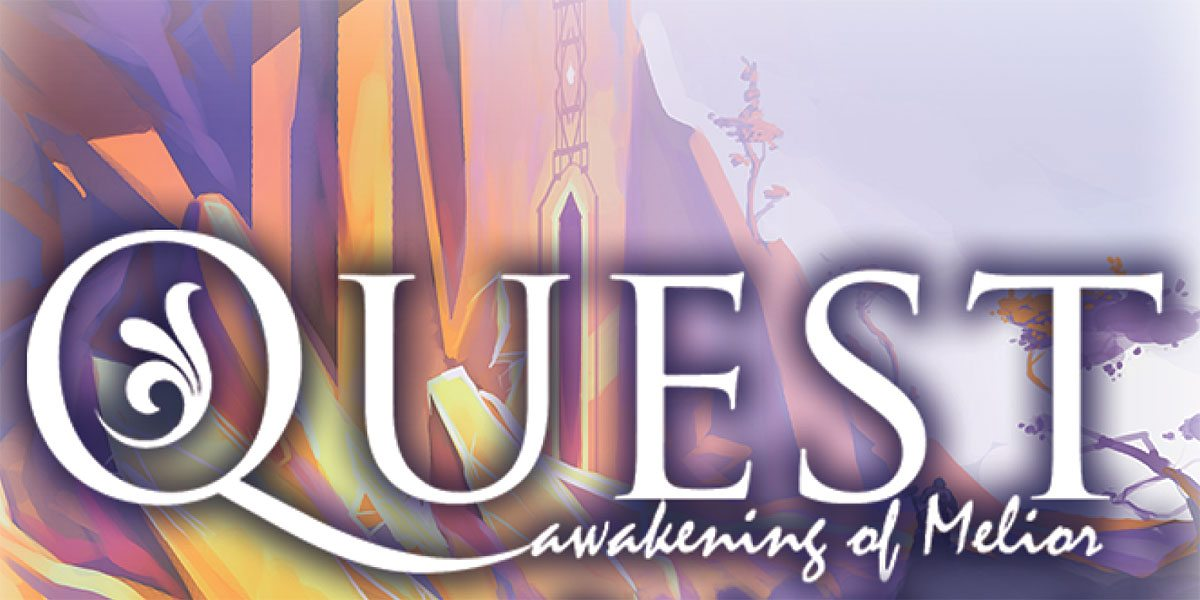 Table for One Kickstarter Tabletop Alert: 'Quest: Awakening of Melior'