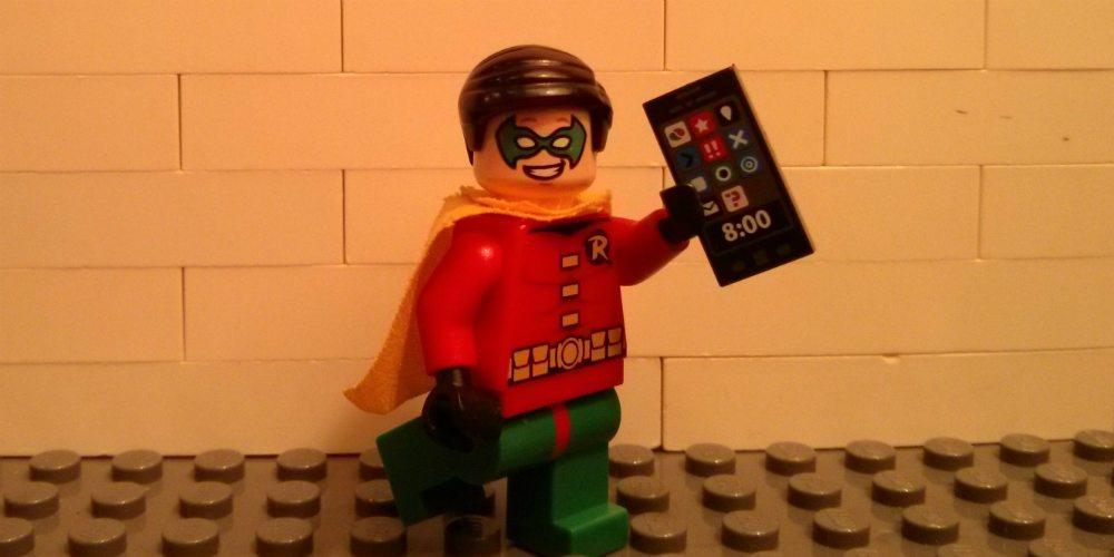 Holy tablets Batman!