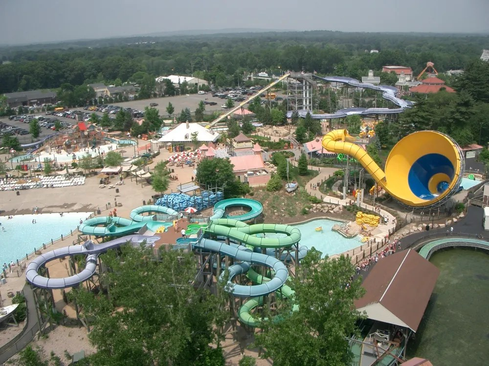 water parks, Six Flags,