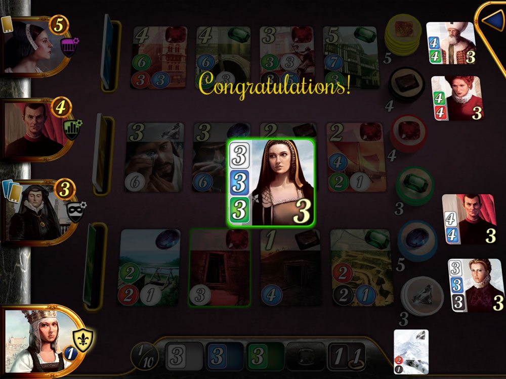 Splendor iOS noble