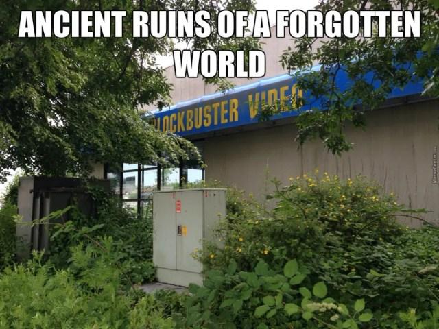 """Ancient Ruins of a Forgotten World"""