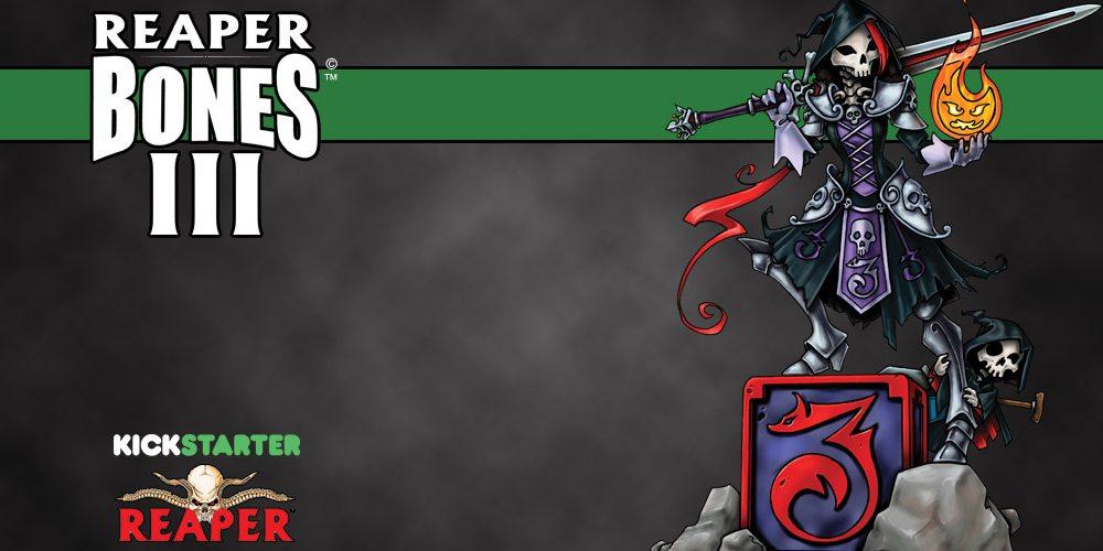 Bones III Kickstarter