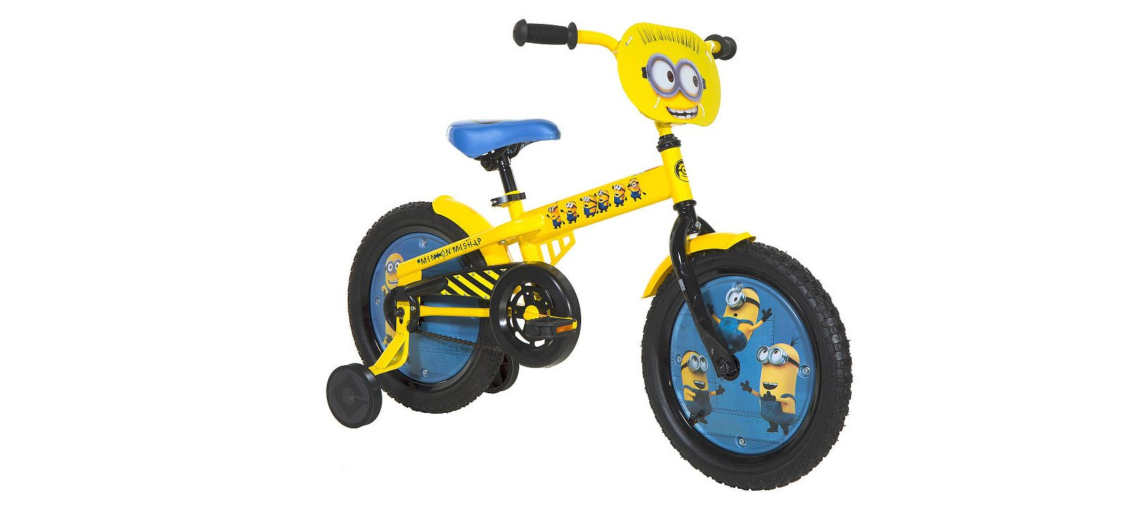 GeekDad Giveaway: Win a 'Minions' Bike From Dynacraft