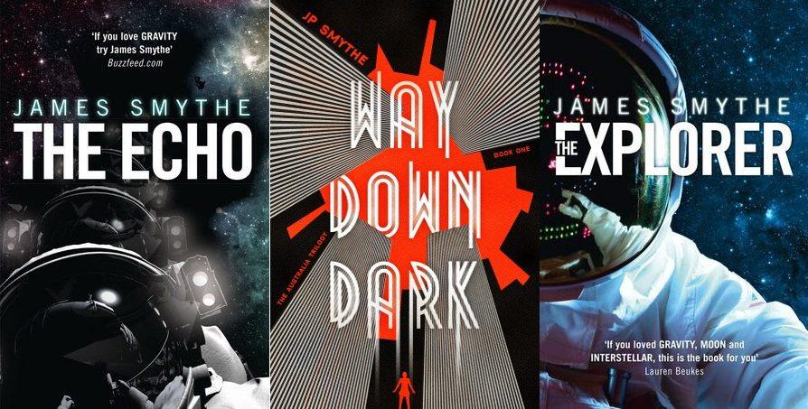 Dark Matters – Author Spotlight: James Smythe