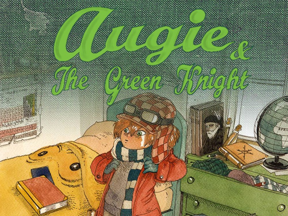 augie and the green knight