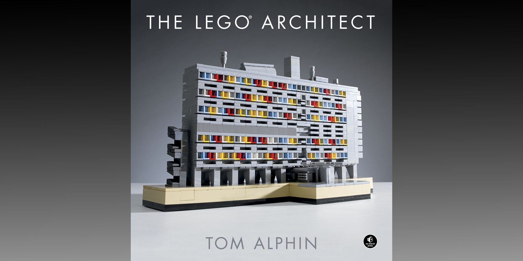 Become a LEGO Architect With 'The LEGO Architect' by Tom Alphin