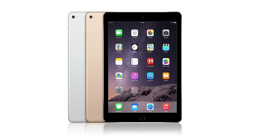iPad Air 2 Giveaway