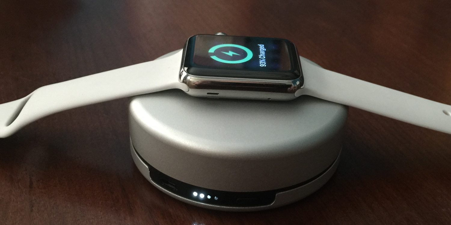 Review: NOMAD Pod – Apple Watch Charger