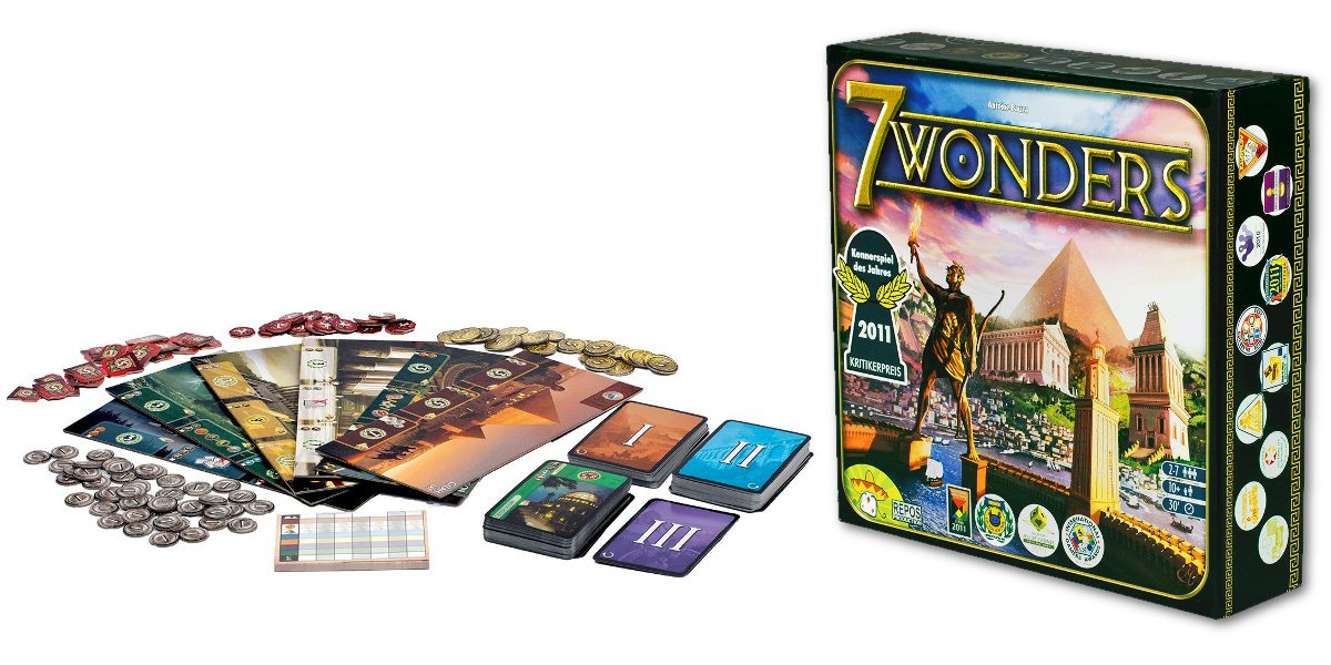 Game of the Week: '7 Wonders'