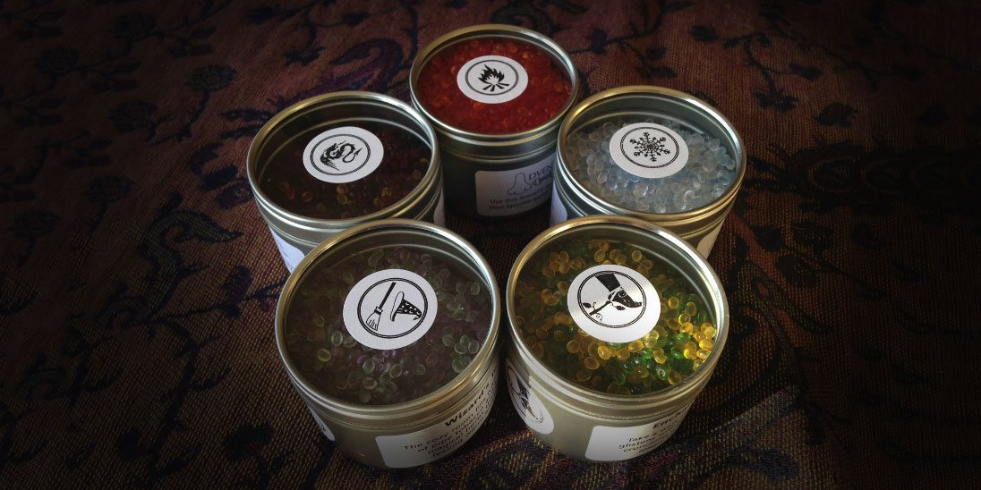 Adventure Scents Will Add Another Level of Realism to Your Next RPG Campaign, Board Game, Book, or Movie
