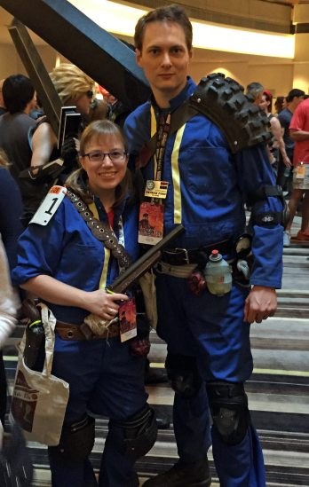 Just your average Vault dwellers.