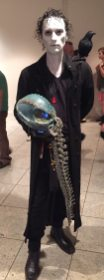This wins my prize for favorite cosplay of DragonCon - The Sandman!